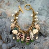 """Nativo"" Charm Bracelet"