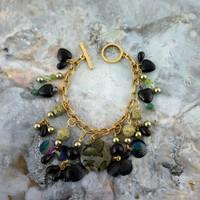 """Cabaret"" Charm Bracelet"