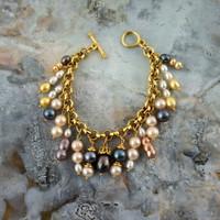 """""""Royale"""" Charm Bracelet"""