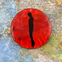 """Levitation"" Brooch"