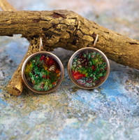"""Flora"" Earrings"