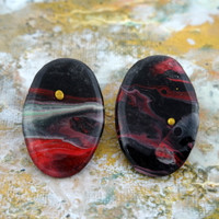 """Planetary"" Earrings"