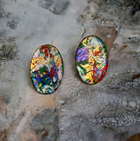 """""""Vibrante"""" Earrings"""