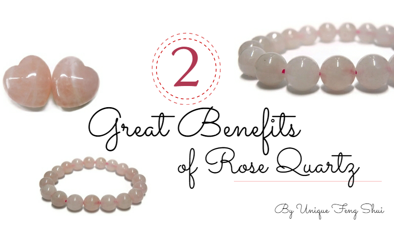The Rose Quartz stone has many benefits and a great meaning, it is known as  the \u201cstone of Love\u201d it emanates the vibrations of love and emits amplified