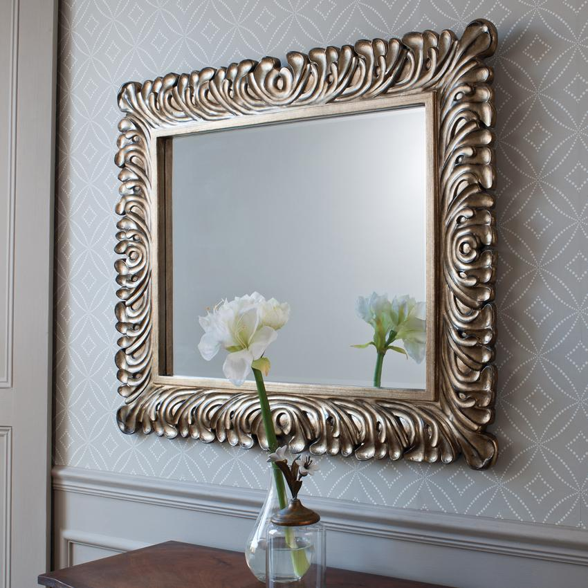 Wandfarbe Flur Feng Shui: 5 Areas Where A Mirror Should Be Placed Correctly