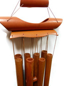 Calming Sound of Bamboo - 8 tubes chime