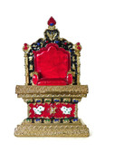 Bejeweled Throne