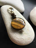 Tiger Eye for pets that are somewhat withdrawn and timid