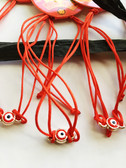 Red bracelet for protection against envy - 3 Units