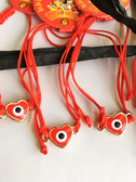 Red bracelet for protection against envy - 3 Units.
