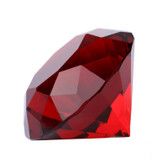 Red diamond crystal to empower fame & recognition