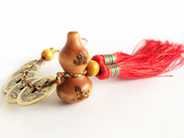 Five Coins Tassel for Protection & Wealth