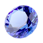 Blue Diamond  crystal to display in the North