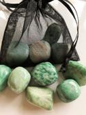 Calming Amazonite stones