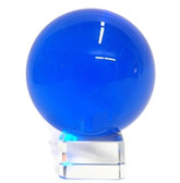 Feng Shui Blue Ball