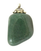 Luck and Good Fortune Jade Pendant