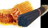 honey incense