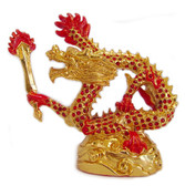 Feng Shui Red Dragon