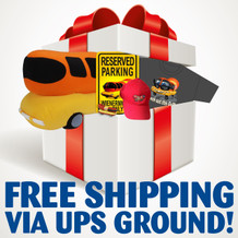Free UPS Ground Shipping