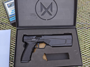 Silencerco Maxim9 9mm Integrally Suppressed Pistol