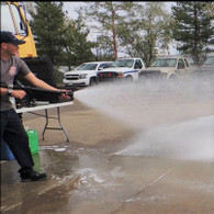 Super fast and always reliable Class A firefighting foam