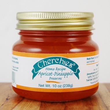 Cherchies Apricot-Pineapple Preserves
