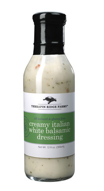 Terrapin Ridge Farms Creamy Italian White Balsamic Dressing
