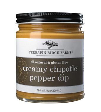 Creamy Chipotle Pepper Dip
