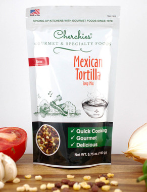 Mexican Tortilla Soup Mix