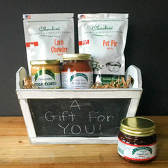 Cherchies Gourmet Hostess Chalkboard Gift Collection