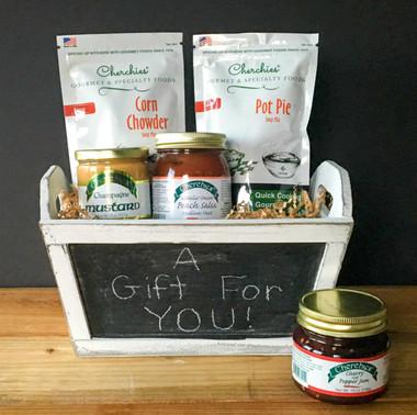 Cherchies Gourmet Hostess Chalkboard Gift Collection