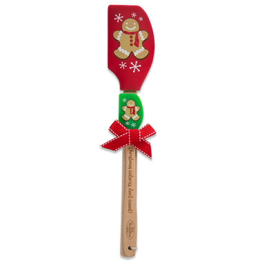 Brownlow Gingerbread Man Silicone Spatula Buddies