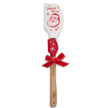 Brownlow Jingle All The Way Kitchen Spatula