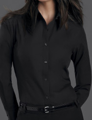 JB's Wear Ladies Urban L/S Sleeve Poplin Shirt
