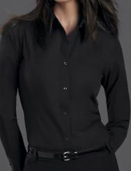 JB's Wear Ladies Urban L/S Sleeve Poplin Shirt