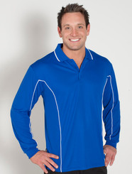 JB's Podium Piping Long Sleeved Polo