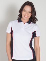 JB's Podium Ladies Contrast Polo