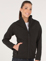 JB's Wear Ladies Softshell Layer Jacket
