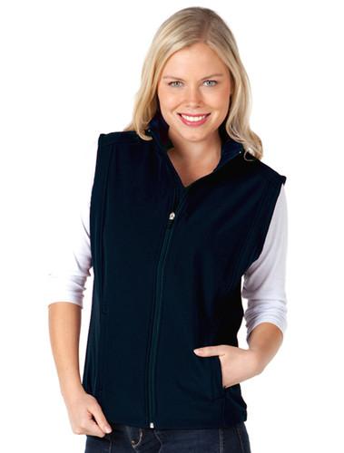 JB's Wear Ladies Softshell Layer Vest