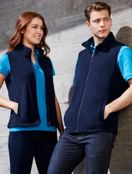 Trinity Mens & Ladies Polar Fleece Vest