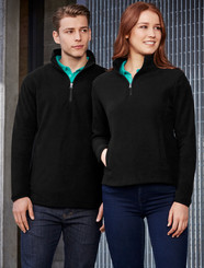 Trinity Mens & Ladies  1/2 Zip Pullover