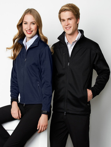 Biz Tech Soft Shell Ladies Jacket