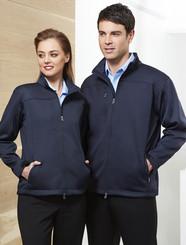 Biz Tech Soft Shell Mens Jacket