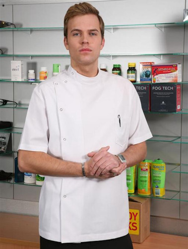 LSJ Mens Pharmacy Jacket