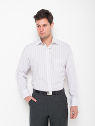 LSJ Mens Collins Street Stripe Shirt