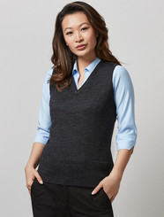 Ladies Milano Knitted Vest