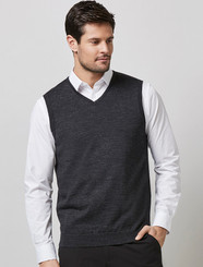 Mens Milano knitted Vest