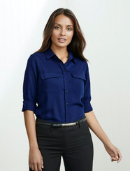 Madison Long Sleeve Blouse