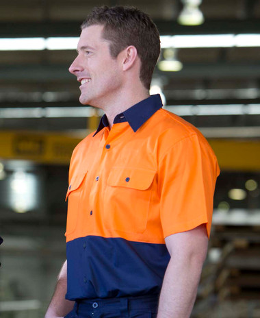 Hi Vis S/S Lightweight Shirt