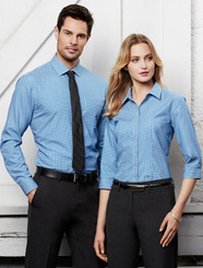 Biz Collection Mens & Ladies Ellison Shirt